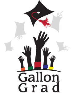 Gallon Grad Logo