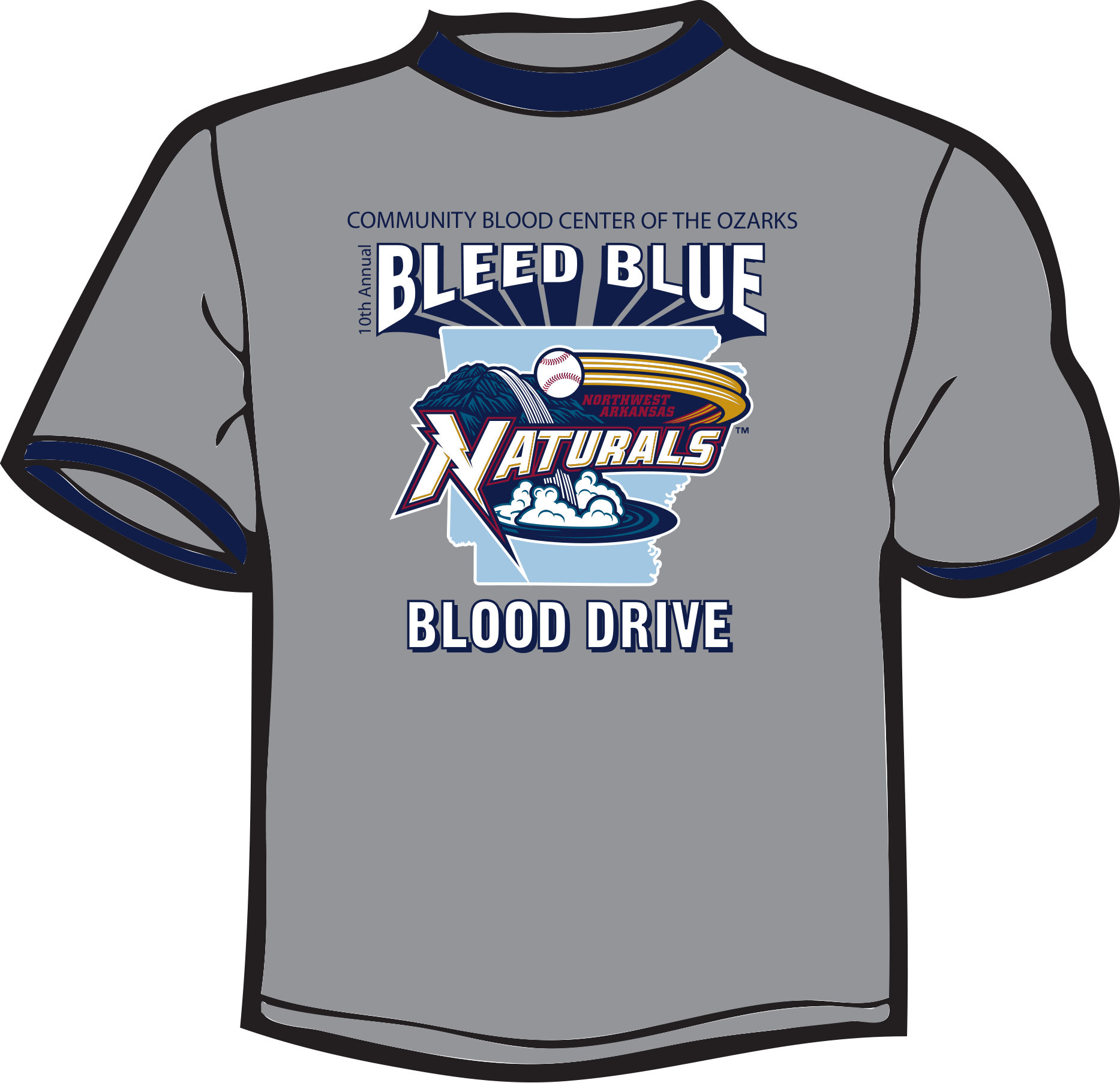 2017 Bleed Blue Blood Drive