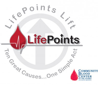Life Points Lift Logo